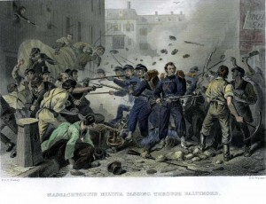 Baltimore Riot of 1861