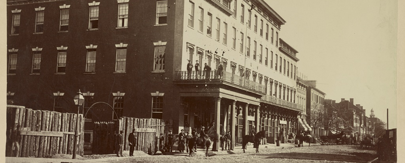 Mercy Street Hospital: Mansion House