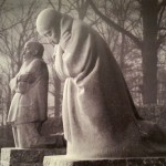 Grieving Parents, sculpture by Kathe Kollwitz