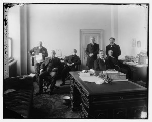 Pension Office Special Examiners, 1904 Courtesy of the LOC