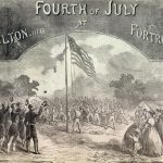 Harper's Weekly Illustration of 4th of July, Courtesy of Son of the South