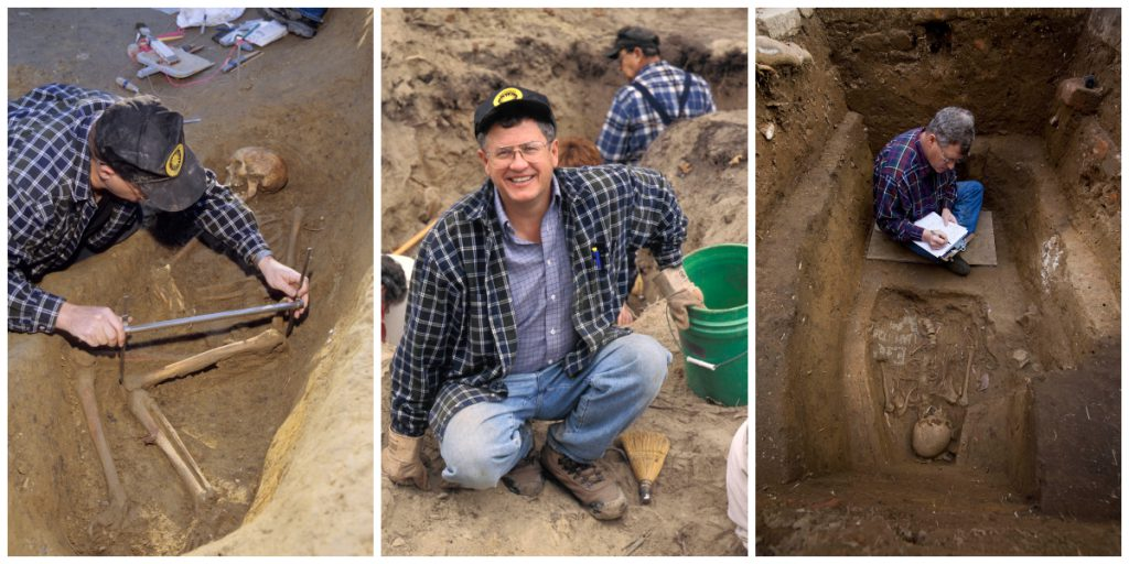 Forensic and Archaeological Investigation of Civil War Military Remains