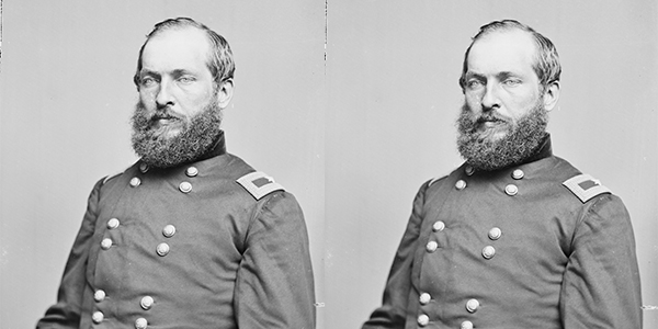 James A. Garfield and the First Decoration Day - May 30, 1868